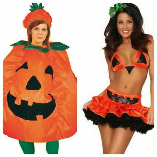 Extrêmement Pour Halloween, il existe deux types de filles   fénoweb OD76
