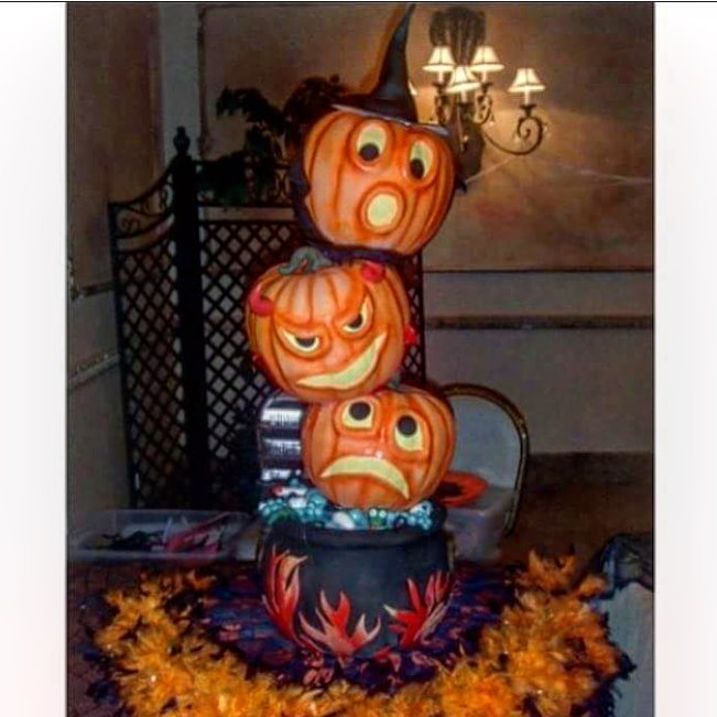 Halloween Idee.22 Idees Originales Pour Votre Citrouille D Halloween Fenoweb