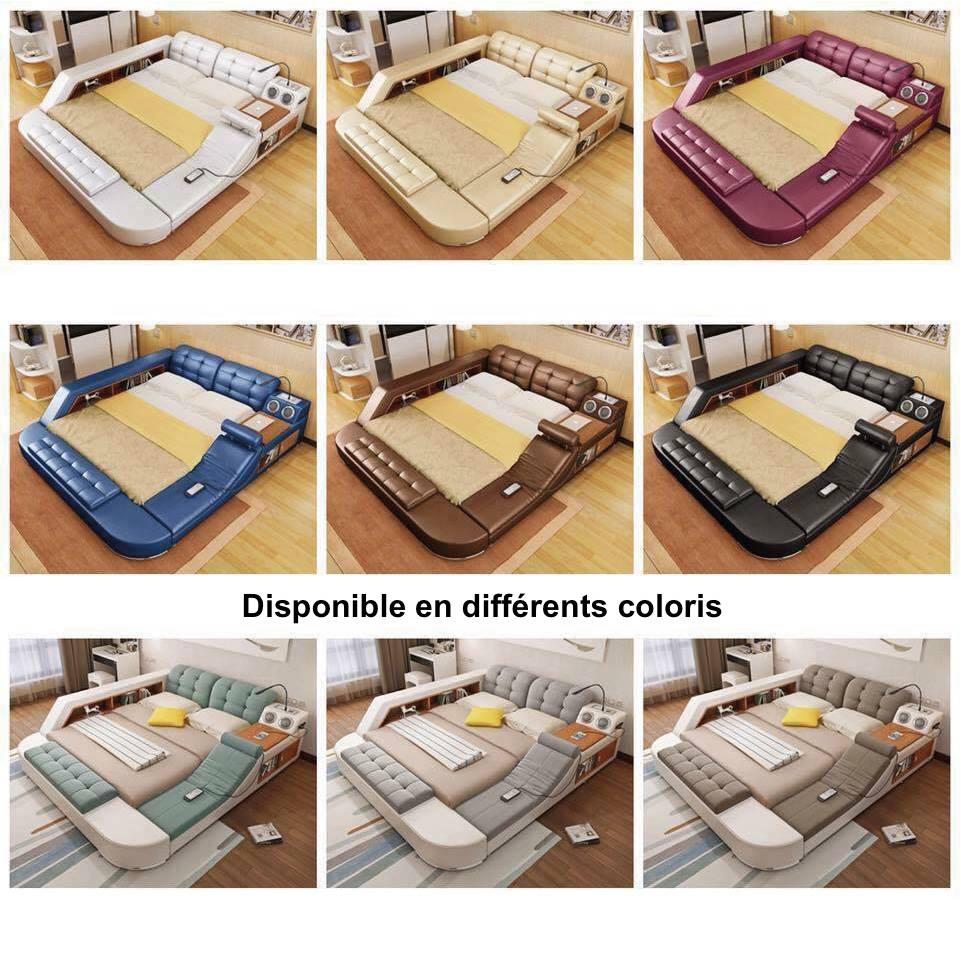 d couvrez le meilleur lit du monde f noweb. Black Bedroom Furniture Sets. Home Design Ideas