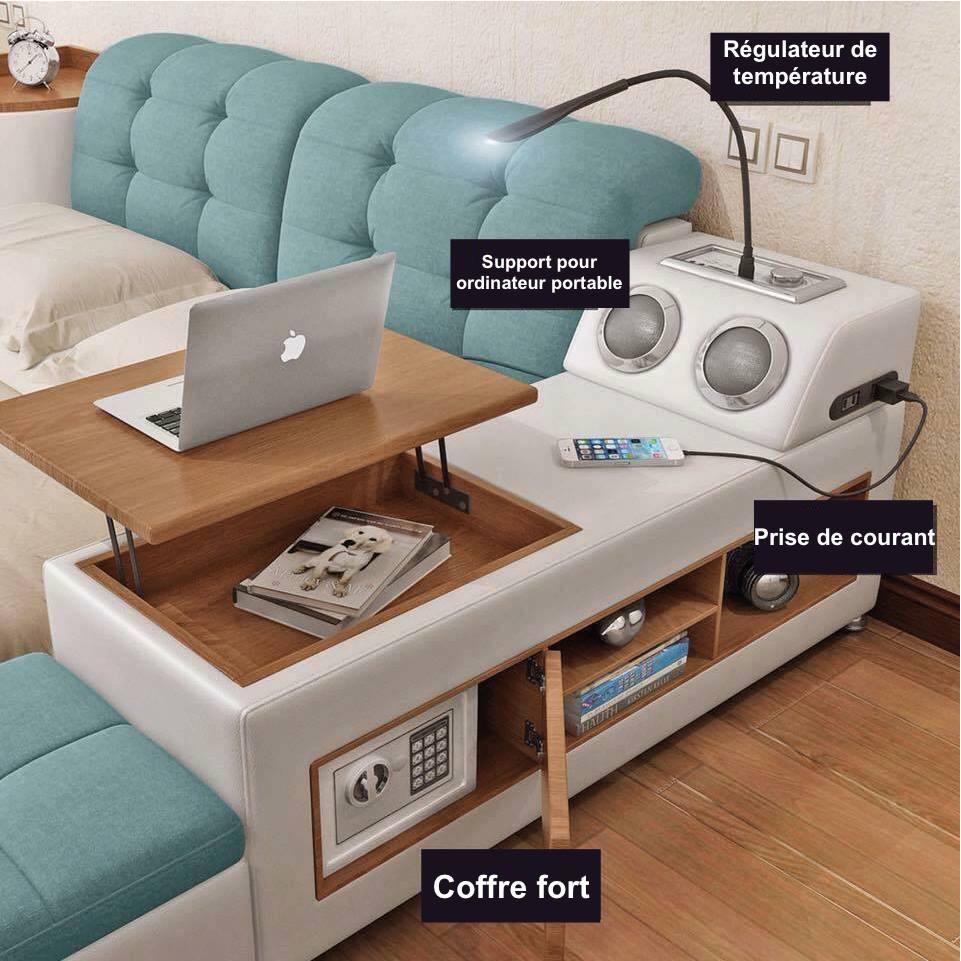 meilleur lit spartakiev. Black Bedroom Furniture Sets. Home Design Ideas