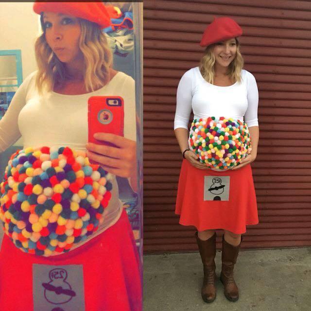 Magnifique 20 idées de déguisements pour femmes enceintes | fénoweb &BP_92