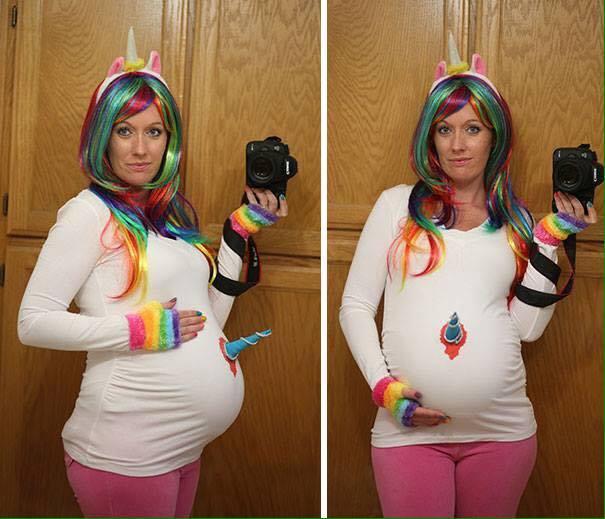 Super 20 idées de déguisements pour femmes enceintes | fénoweb #VJ_31