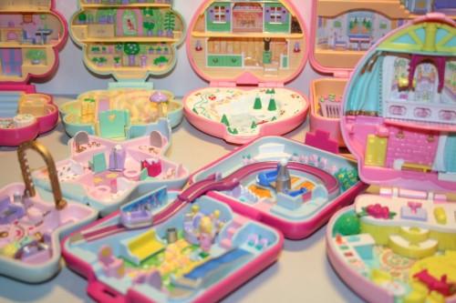 20 jouets inoubliables des ann es 80 90 fille dition f noweb. Black Bedroom Furniture Sets. Home Design Ideas