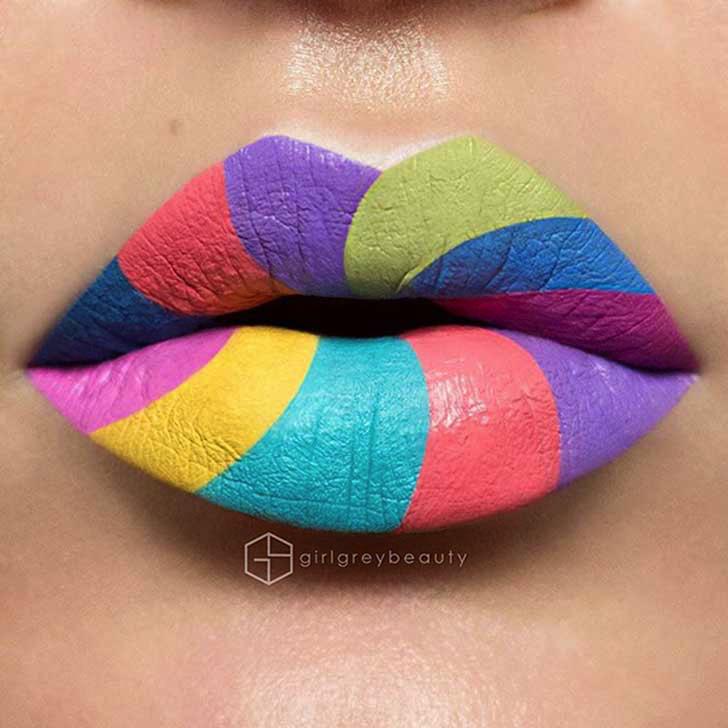 Exceptionnel Utiliser du rouge à lèvres pour sublimer sa bouche | fénoweb PW98