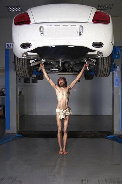 30 photos qui prouvent que j sus est partout f noweb - Garagiste auto entrepreneur ...