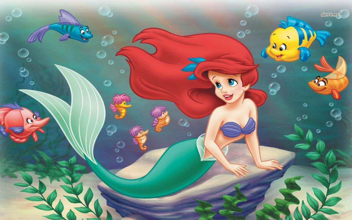 Quoi ressemblerait les princesses disney dans la vraie vie f noweb - Ariel petite sirene ...