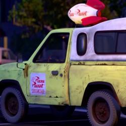Fan d'animations Pixar voici un détail que vous n'avez jamais vu