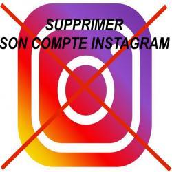 Comment supprimer définitivement son compte Instagram