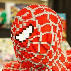 25 créations LEGO grandeurs nature