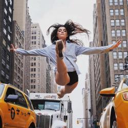 Des danseurs ballet improvisent en plein coeur de New York