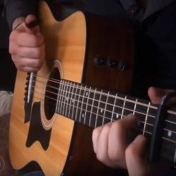 Le générique de Game of Thrones à la guitare acoustique