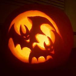 22 idées originales pour votre citrouille d'Halloween!
