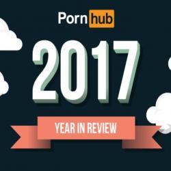 Le bilan de Pornhub pour 2017