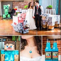 10 mariages 100% Geek