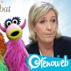 Marine Le Pen se lâche et chante Mana mana en direct sur TF1
