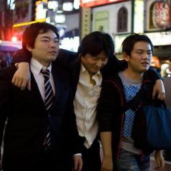 La dure vie des Salarymen Japonais