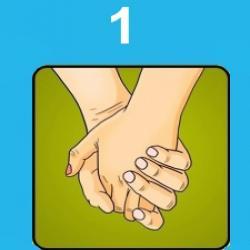 Ce que révèle votre façon de vous donner la main