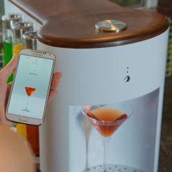 Somabar : la machine qui crée tous vos cocktails à la demande