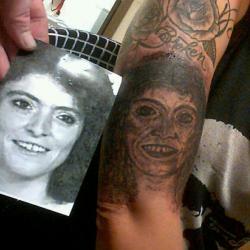 Des tatouages qu'ils n'ont pas fini de regretter