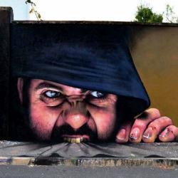Vous reprendrez bien un peu de street art ?