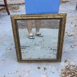 Vendre un miroir sur internet n'est pas chose aisée
