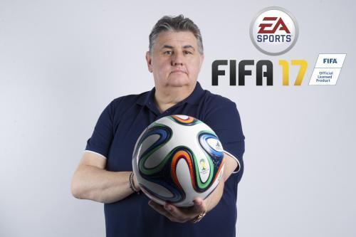 Pierre Ménès prête sa voix pour FIFA 17