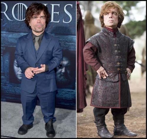 Quand les personnages de Game of Thrones se mettent sur leur 31