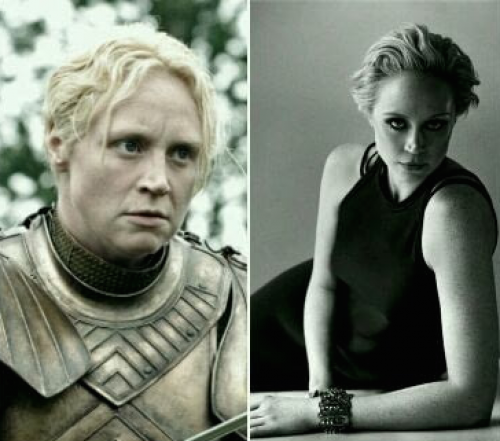 5 actrices de Game of Thrones sexy en réalité