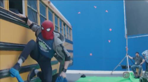 Avengers Infinity War : Making-of des effets spéciaux de l'attaque de New-York