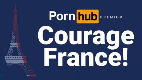 Pornhub offre l'accès Premium au Français pour le confinement