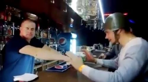Un bar Russe pas comme les autres