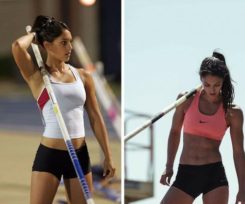 Les plus belles athlètes des JO de Rio 2016