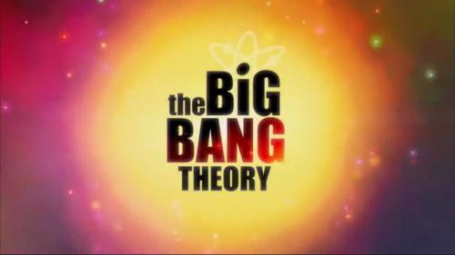 Toutes les images du générique The Big Bang Theory