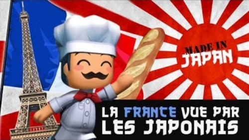 La France vue par les Japonais