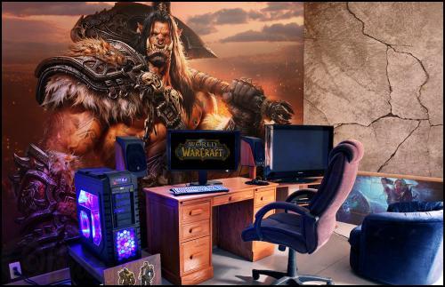 16 Idées de décorations intérieurs pour passionnés de jeux-vidéos