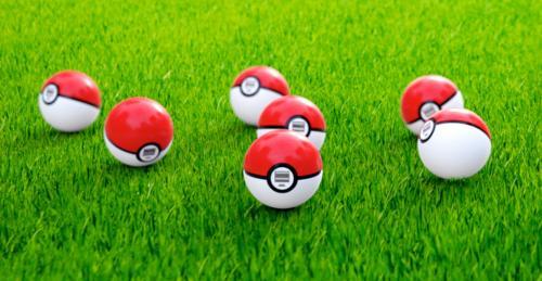 Un chargeur Pokéball pour ne plus tomber en panne de batterie pendant votre chasse Pokémon GO
