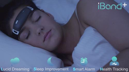 iBand+ : un appareil qui vous permet de contrôler vos rêves