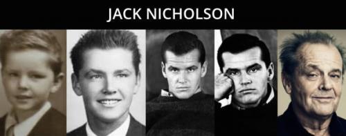 12 célébrités de leur enfance à aujourd'hui