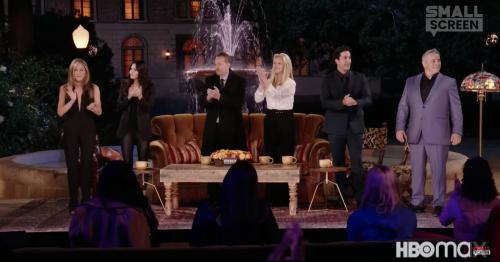 Friends : The Reunion - Ce n'est qu'une question de jour