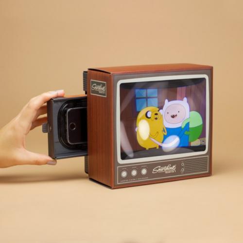 Transformez votre Smartphone en télévision rétro