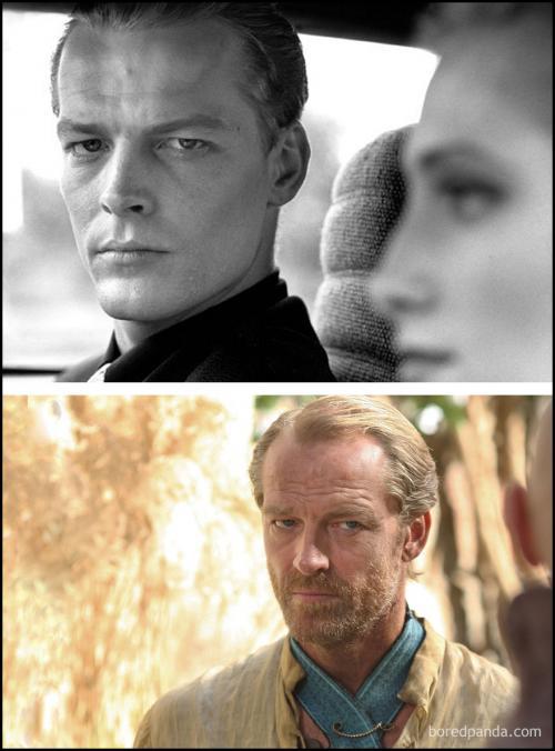 Les acteurs de Game of Thrones avant/après la série