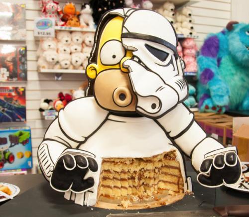 Des gâteaux de fou qui donnent envie