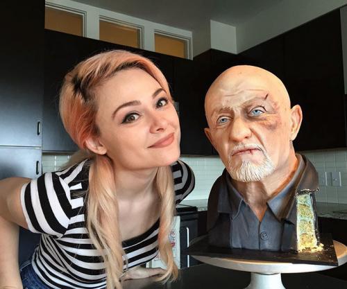 Les gâteaux super-réalistes de Natalie Sideserf