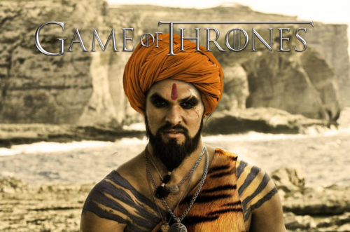 Le générique de Games of Thrones version Indien