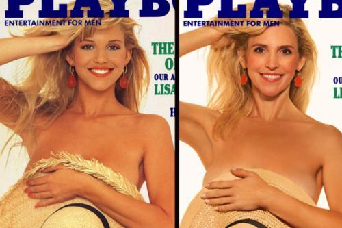 Des Pin up des années 80 reproduisent leurs photos 30 ans plus tard