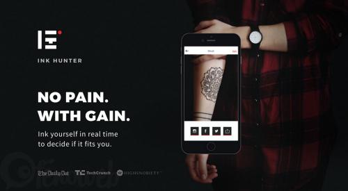 Testez des tatouages avec