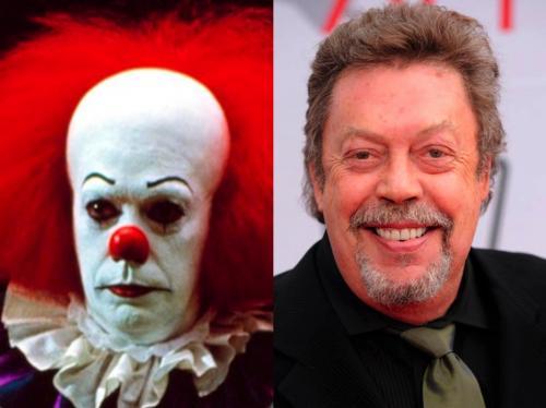 Les acteurs cachés derrière de célèbres maquillages