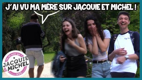 Mec, j'ai vu ma mère sur Jacquie et Michel