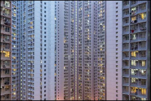 Quand un photographe démontre la surpopulation mondiale