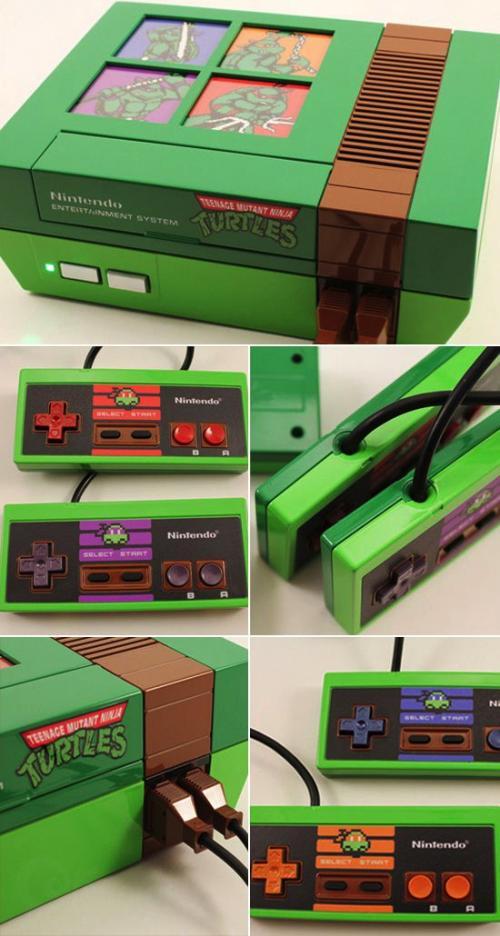 Customiser sa Nintendo NES pour en faire une véritable oeuvre d'art